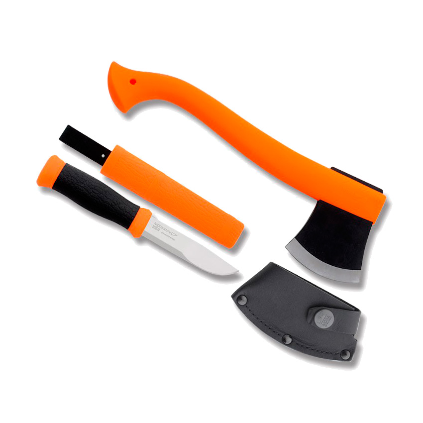 Набор Morakniv Outdoor Kit MG Orange